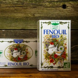 Fennel Organic Tisane - 2 Pack