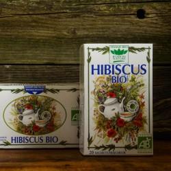 Hibiscus Organic Tisane - 2 Pack