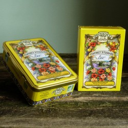 Organic Fruit & Flower Tisane Assortment