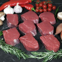 Rare Breed, Salt Aged Fillet Steak Box
