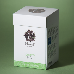 Florel Organic Rosemary Tisane - 2 Pack