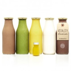 Organic Smoothie Vitality Juice Cleanse