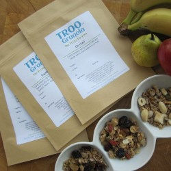 Fresh Made to Order Granola Taster Pack