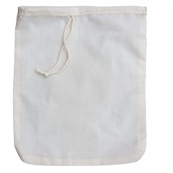 Organic Cotton Nut Milk Bag - Best Premium Quality Organic Almond Milk Strainer