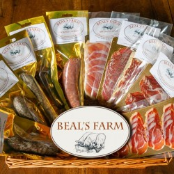 Small Farm Box Selection Mangalitza Cured Meats