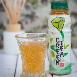 Tg Iced Green Tea with Ginseng (12 bottles)