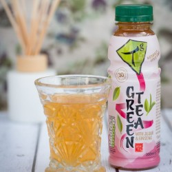 Tg Iced Green Tea with Jujube and Ginseng Case (12 bottles)