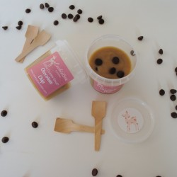Chocolate Chip Edible Cookie Dough - Single Serving (4 Pots)