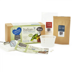 Italian Trio Cheese Making Kit