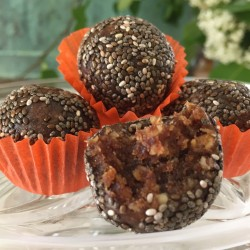 Maple & Pecan Sticky Fudge Balls - 3 Boxes