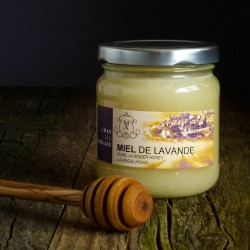 Pure Raw Lavender Honey 250g - 2 Pack