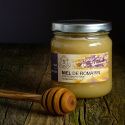 Pure Raw Rosemary Honey 250g - 2 Pack
