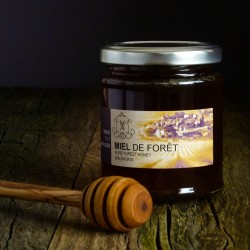 Pure Raw Forest Honey 250g - 2 Pack
