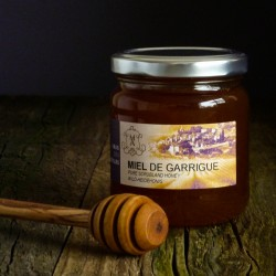 Pure Raw Garrigue (Scrubland) Honey 250g - 2 Pack