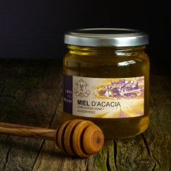 Pure Raw Acacia Honey 250g - 2 Pack