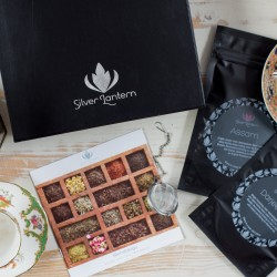 Silver Lantern Monthly Tea Subscription Box