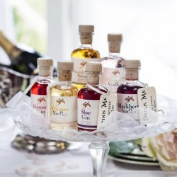 Hand Picked Fruit Liqueur Wedding Favours