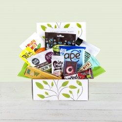 Vegan Paleo Snack Hamper Gift Box