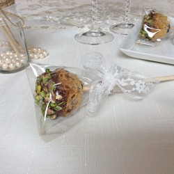 Baklava Pop Wedding Favours