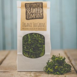 5 Organic Sea Greens Seaweed Packs