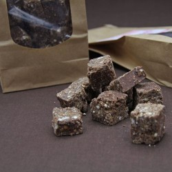 Organic Raw Chocolatey & Sultana Snaps