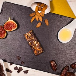 Cricket Flour Snack Bars - Dark Chocolate & Fig