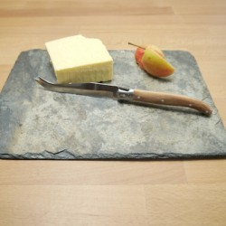 Olive Wood Handle Cheese Knife