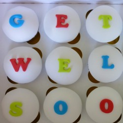 Get Well Soon Cake Gift Box