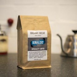 Organic Decaf - Brazil - Santa Lucia- Single Origin