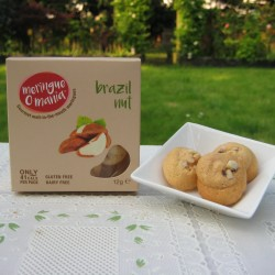 Brazil Nut Meringues - Small Box (12g)