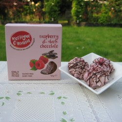 Raspberry & Dark Chocolate Meringues Multipack