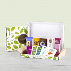 Letterbox Friendly Healthy Snack & Tea Box