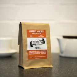 Liquorice & Aniseed Herbal Loose-Leaf Tea - Caffeine-Free