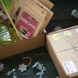 Smoothie Lovers Superfoods Gift Box