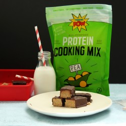 Vegan Pea Protein Bar Mix