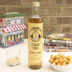 Almond & Vanilla Vodka (Full-Strength)