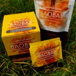 100% Organic Baobab Super Fruit Powder