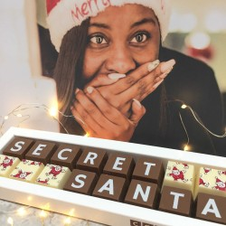 Secret Santa Chocolates