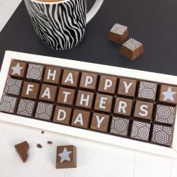 Happy Fathers Day Chocolates