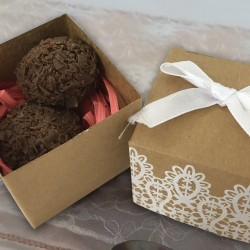Nut Free Marc Du Champagne Belgian Wedding Favours