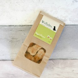 Hand Baked Dog Treat - Apple with Fresh Mint (3pack)