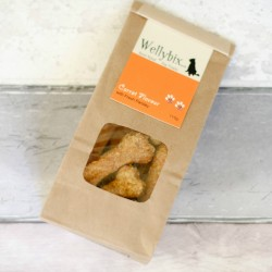 Hand Baked Dog Treat - Carrot with Fresh Parsley (3pack)