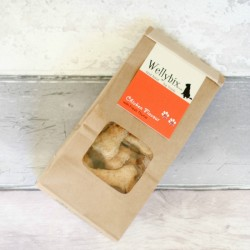 Hand Baked Dog Treats - Chicken with Fresh Thyme (3pack)