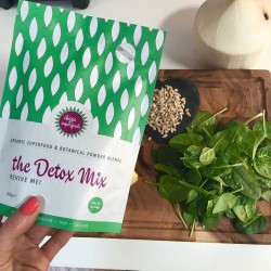 The Detox Mix - Organic Superfood Powder Blend