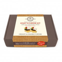 Goat's Cheese Making Kit