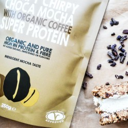 Chirpy Chirpy Choca Mocha Super Protein Powder