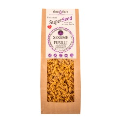 Gluten-free SuperSeed Sesame Fusilli Multipack