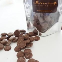 Organic Milk Chocolate Buttons (Soya & Gluten Free)