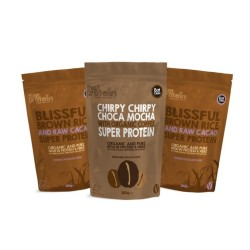 Mucho Choca Mocha Pack - Super Protein Powders (3 pack)