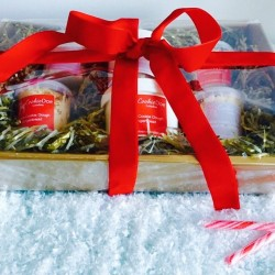 Christmas Edible Cookie Dough Hamper